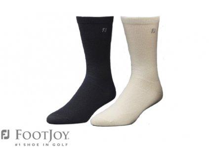 FOOTJOY ponožky ProDry Lightweight Crew béžové
