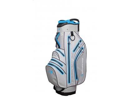 Waterproof Cart Bag Silver preview