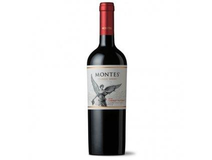 Montes Cabernet Sauvignon 2014 red wine thegrape.com