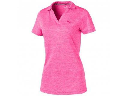 PUMA dámské tričko Super Soft růžové