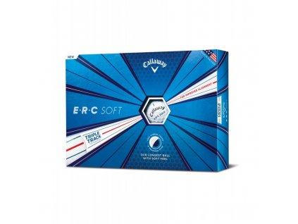CALLAWAY ERC Soft 19 Triple Track golfové míčky (12 ks)