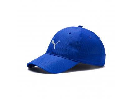 PUMA pánská čepice Pounce Adjustable modrá