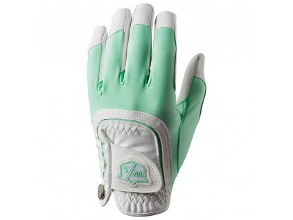 wilson staff fit all women mint white 2019 original
