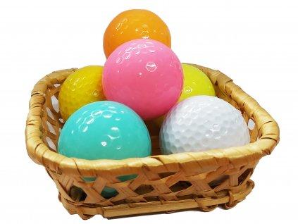 KINGBO reklamní golfový míček (1 ks)