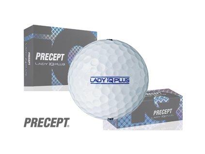 PRECEPT golfové míčky Lady iQ180 (3 ks)