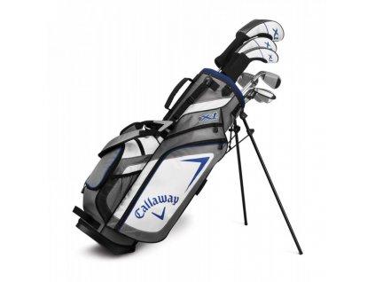 CALLAWAY XT-10 dětský golfový set 155-170 cm, grafitový na pravou stranu