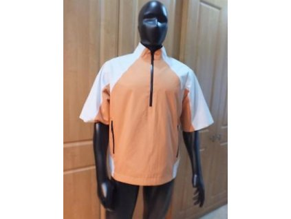 FootJoy DryJoys Short Sleeve Rain Jacket Large