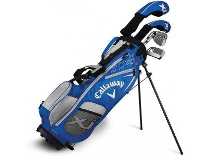 CALLAWAY XJ-3 chlapecký golfový set 9-12 let grafitový na pravou stranu