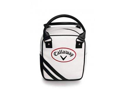 CALLAWAY Practice Caddy taška bílo-černá