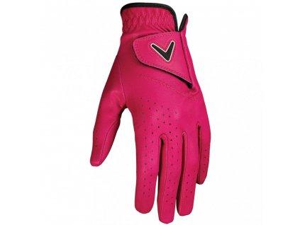 CALLAWAY Opti Color 19 dámská golfová rukavice na levou ruku