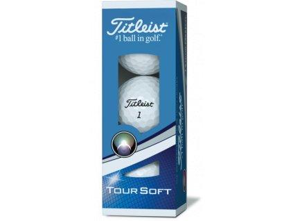 golfové mičky titleist toursoft 3ks