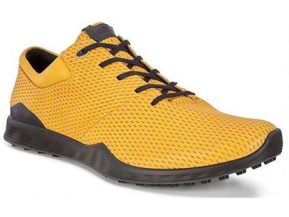 ecco golfové boty slite žluté