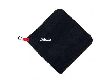 TITLEIST ručník StaDry Perfomance Towel černý