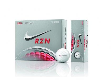 NIKE golfové míčky RZN Platinum (12 ks)