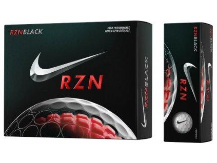 NIKE golfové míčky RZN Black (3 ks)