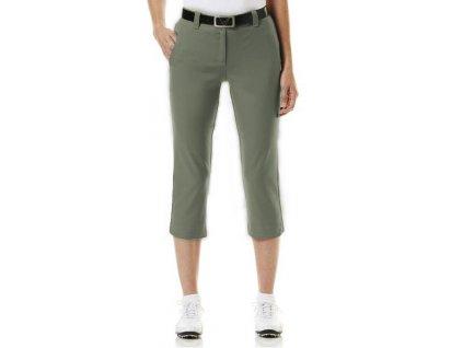 CALLAWAY dámské 3/4 kalhoty khaki (Velikost kalhot 40)