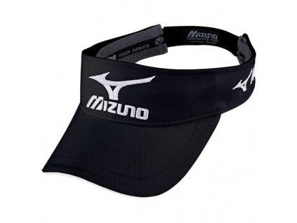 MIZUNO kšilt Tour Visor černý