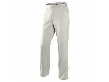 NIKE kalhoty Dri-Fit Flat Front Tech Pant béžové 752301813d