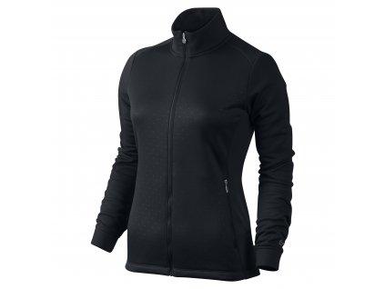NIKE dámská mikina Thermal Jacket černá (Velikost oblečení XS)
