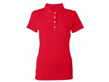 CALLAWAY dámské tričko Opti-Dri červené