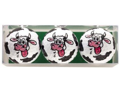 Dárkové balení míčků Kravičky
