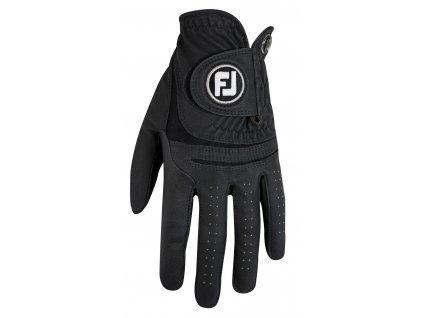 FOOTJOY golfová rukavice WeatherSof černá (Velikost rukavic XL)