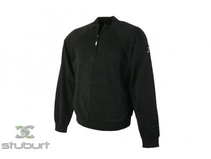 STUBURT svetr neprofuk Černý (Velikost oblečení S)