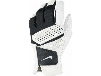 NIKE rukavice Tech Extreme VI bílo-černá (Velikost rukavic XL)