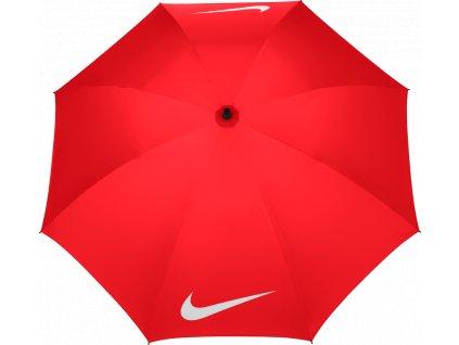 """NIKE deštník 62"""" Windproof VII červeno-bílý"""