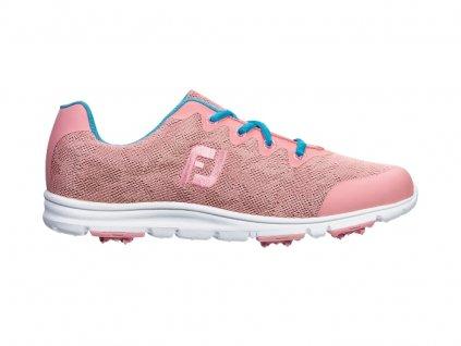 fdbb0f228bc FOOTJOY dámské golfové boty Enjoy růžové