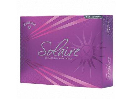 CALLAWAY Solaire dámské golfové míčky (12 ks)