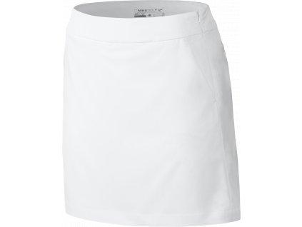 NIKE dámská sukně Tournament bílá (Velikost oblečení 42)