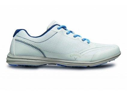 CALLAWAY dámské golfové boty W447-16 Solaire II bílo-modré (Velikost bot 37)