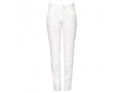 CALLAWAY dámské kalhoty Chev bílé (Velikost kalhot 40)