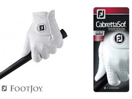 FOOTJOY dámská rukavice CabrettaSof (Velikost rukavic S)