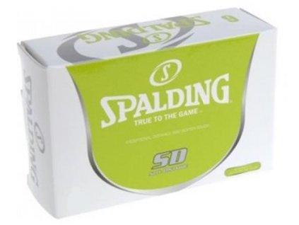 Spalding golfové míčky Soft Distance (12 ks)