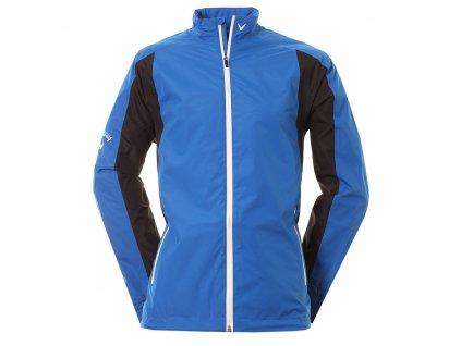 Callaway voděodolná bunda Green Grass 2.0 modrá (Velikost oblečení S)