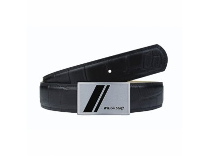 WILSON pánský pásek černý Unisize