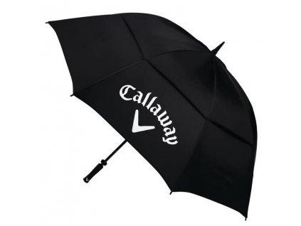 "CALLAWAY CLASSIC deštník double canopy 64"" černý"