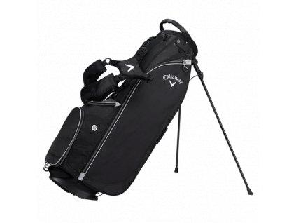CALLAWAY bag na záda Hyper-Lite 2 černý  + Golfová pravidla