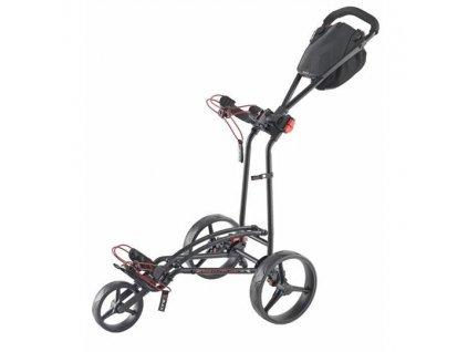 Big max Autofold golfový vozík černý