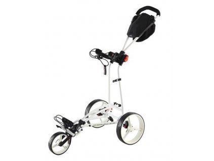 Big max Autofold golfový vozík bílý