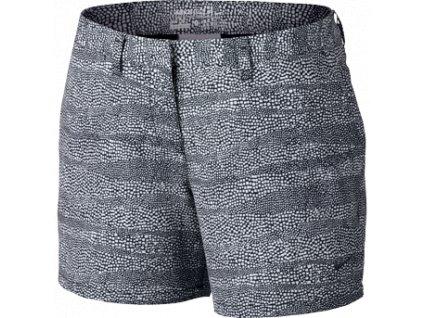 """NIKE dámské kraťasy Golf Printed 4.5"""" černé (Velikost oblečení 44)"""