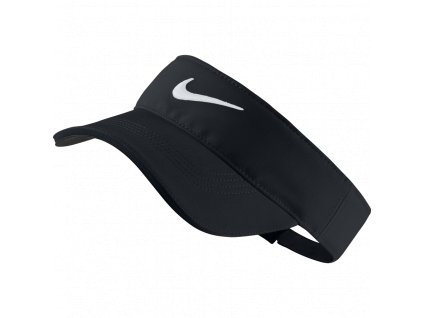 48920332995 NIKE pánský kšilt Golf Tech Visor černý