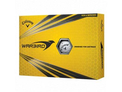 CALLAWAY Warbird 17 golfové míčky (12 ks)