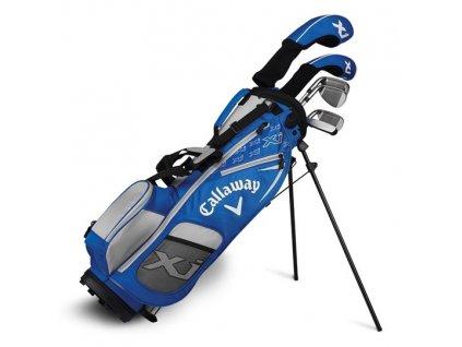 CALLAWAY XJ-1 dětský golfový set 95-118 cm