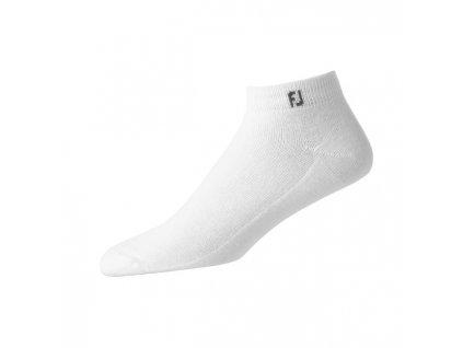 FOOTJOY ponožky ProDry Lightweight bílé