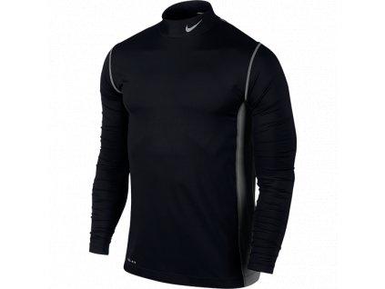 NIKE pánské spodní triko Base Layer černý (Velikost oblečení L)