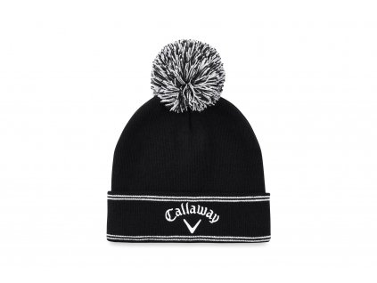 CALLAWAY zimní čepice Classic černá zepředu