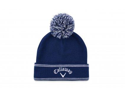 CALLAWAY zimní čepice Classic modrá